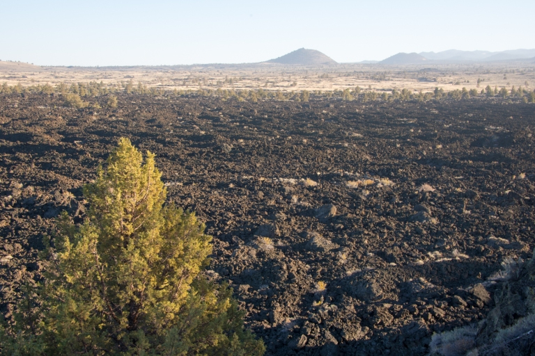 A'a lava from Devil's Homestead lava flow