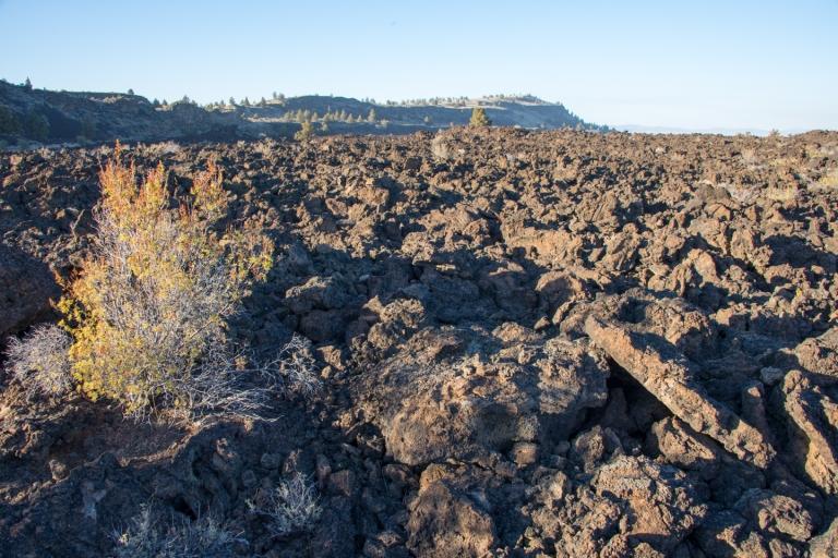 More a'a lava